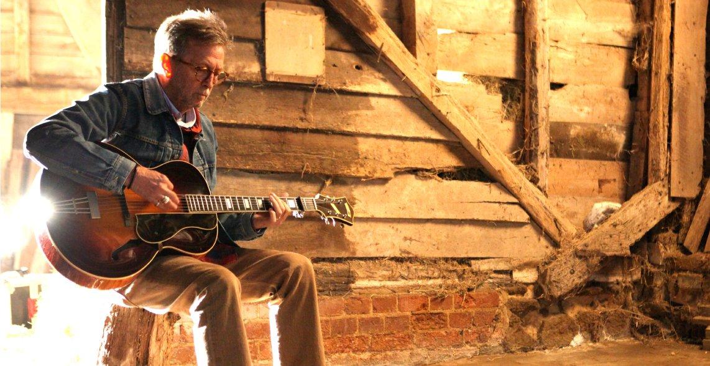 Eric Clapton Blog