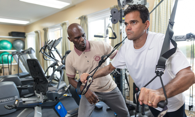substance abuse treatment center - Fitness